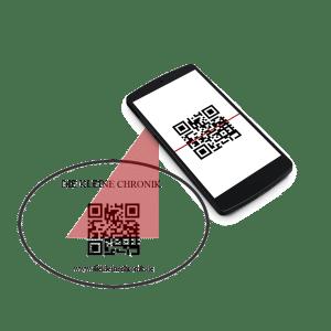 Neues-Smartphone-mit-QR-Code